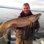 Lough derg pike