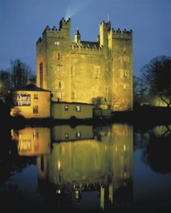 Bunratty castle Irish Fishing Tours